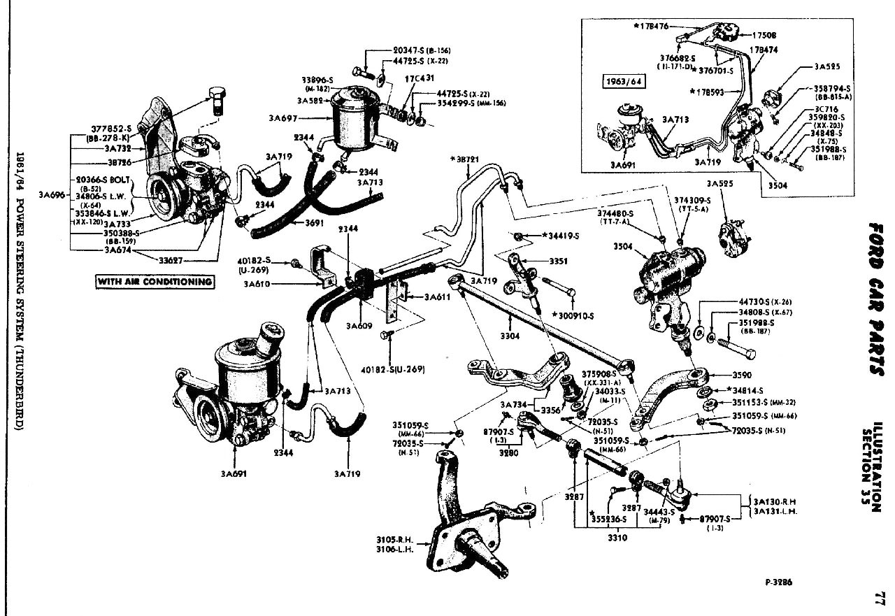 Diagram Thunderbird Power Seat Wiring Diagram Full