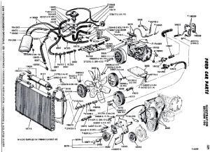 Belt assembly  Vintage Thunderbird Club International