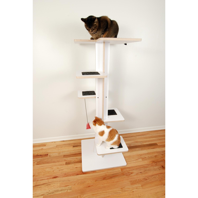 Baobab modern cat tower