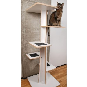 non-toxic cat tree Baobab Modern Cat Tower