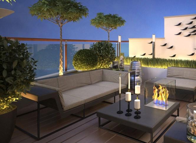 Balcony Garden Design London Best Balcony Design Ideas Latest