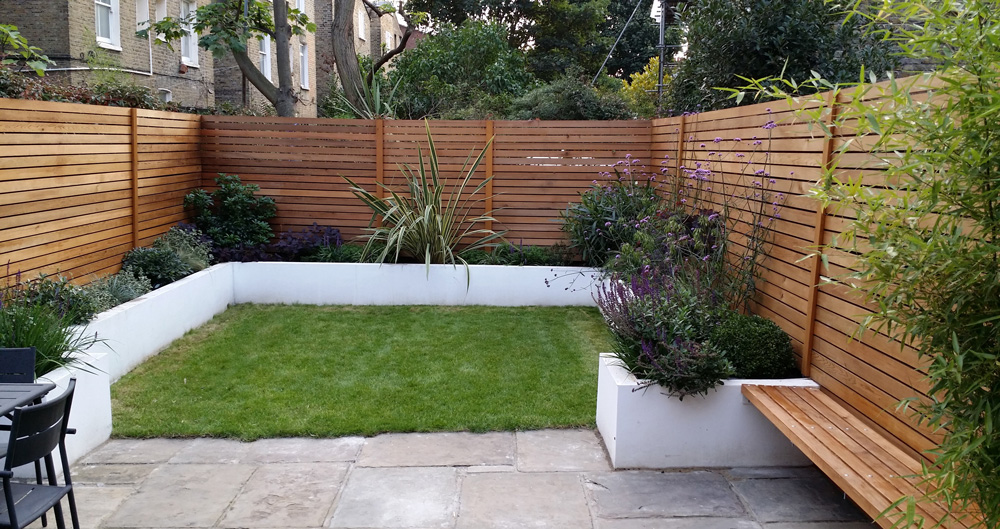 Boost the value of your property with Square Garden Design ... on Square Backyard Design Ideas id=41362
