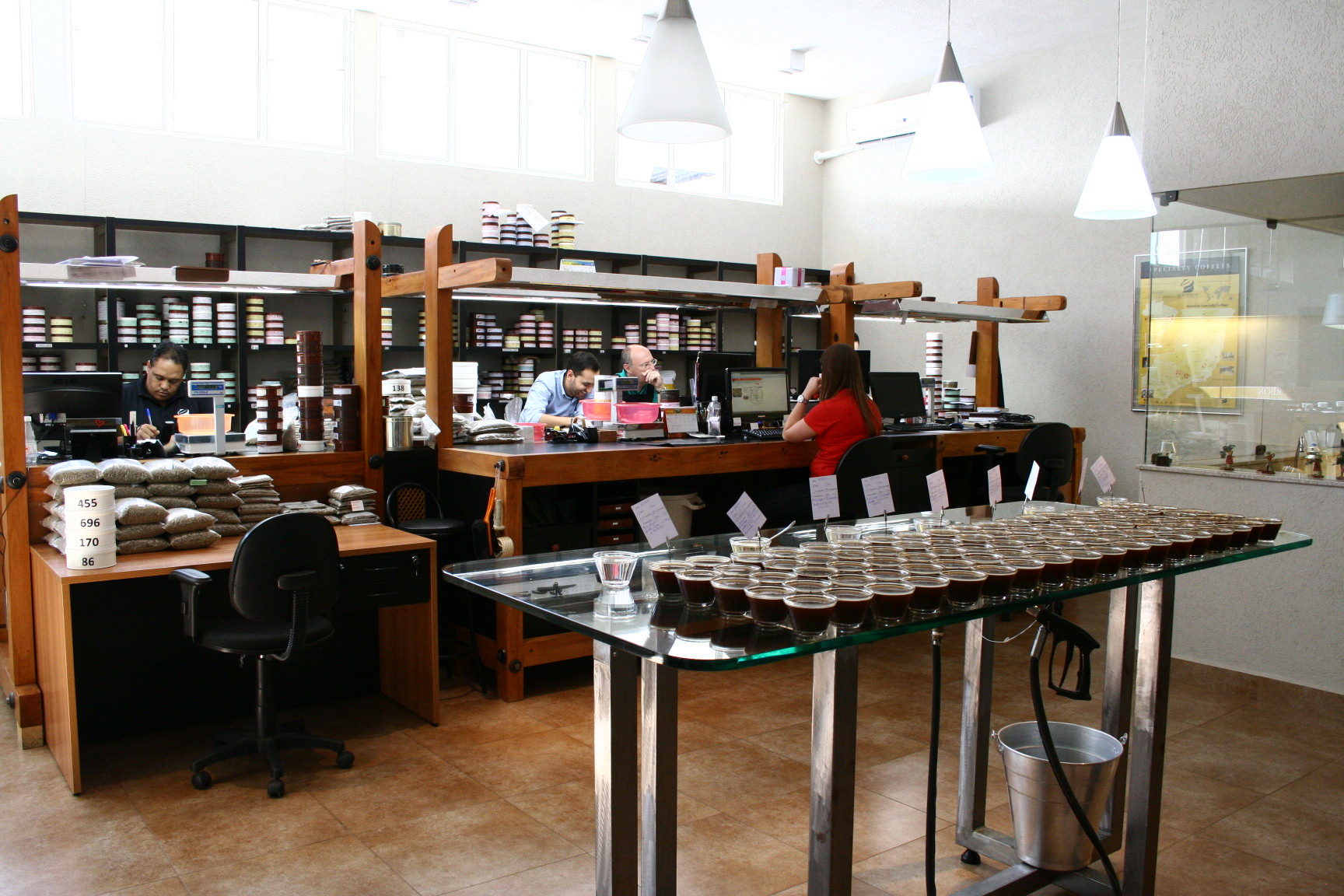 Brazil has landed 2 – Square Mile Coffee