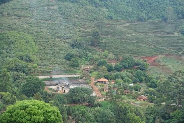 View of Laranjal