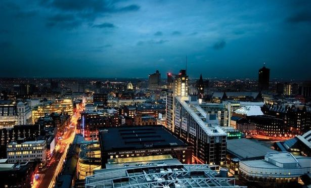 Manchester. The best place to live (and visit)??