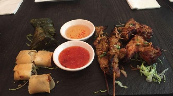 Review of Vnam (Vietnamese restaurant)