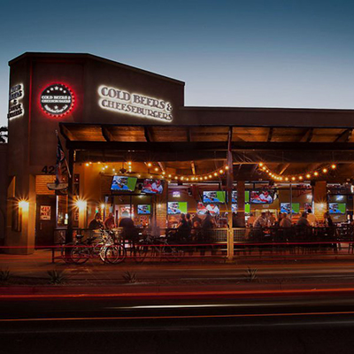AZ Foothills Magazine Names Cold Beers U0026 Cheeseburgers As One Of The Best  Outdoor Patios!