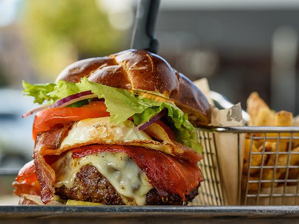Bootlegger Burger