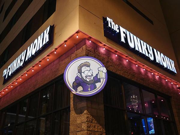Funky Monk Restaurant, Bar, and Nightclub