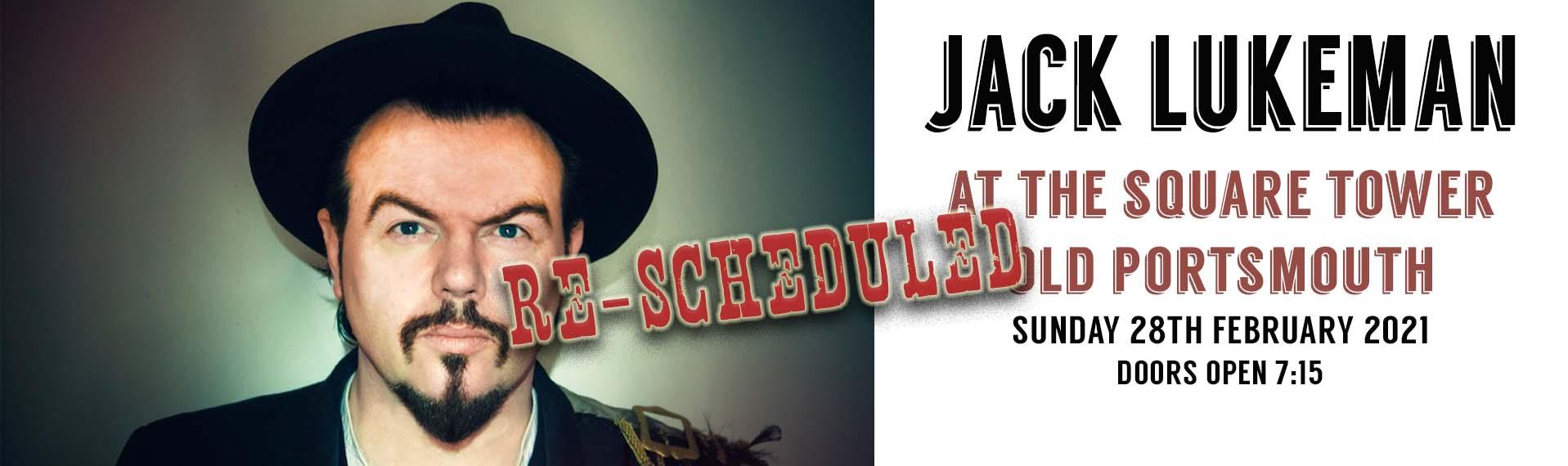 jack lukeman bannerrescheduled