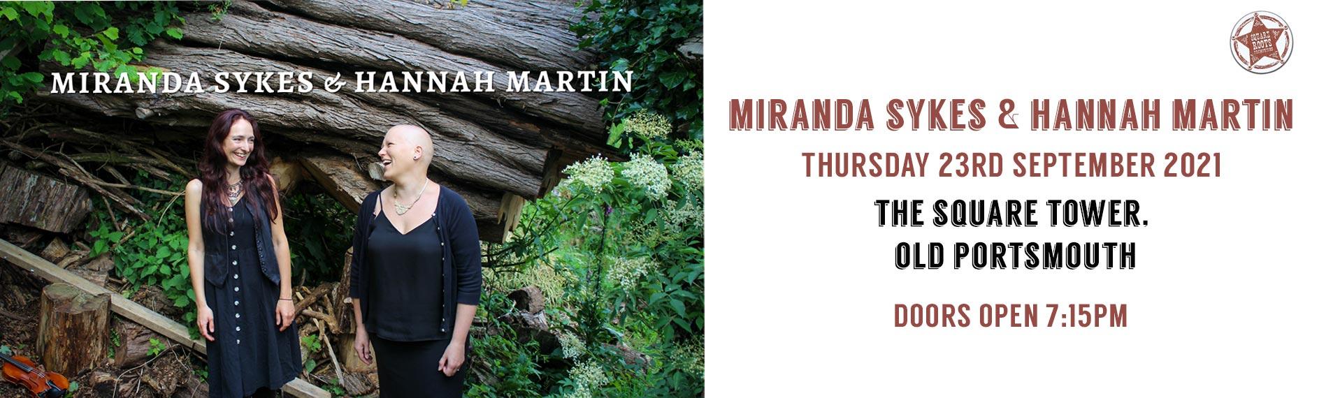 miranda and hannah banner2