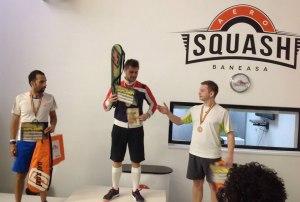 Campionatul national de squash 2014 podium divizia c