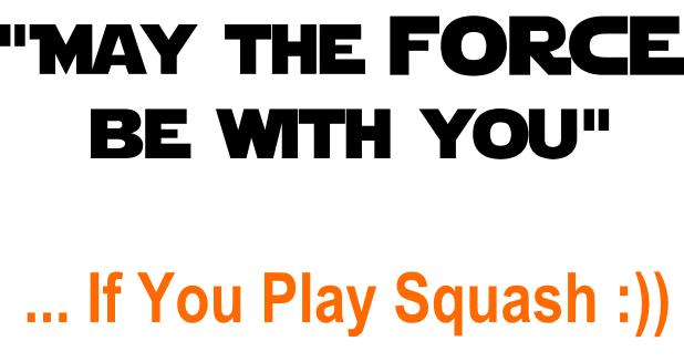 forta in squash - pregatire fizica