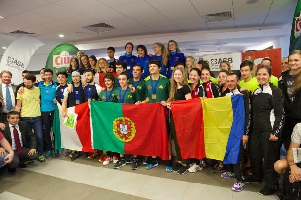 Campionatul European de Squash pe Echipe - div 3