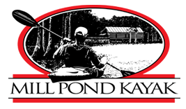 Mill Pond Kayak Logo
