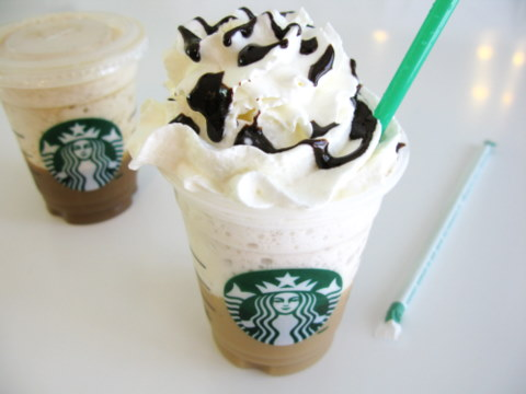 starbucks recipes frappuccino