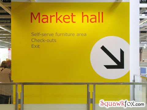 How To Survive A Trip To IKEA Squawkfox