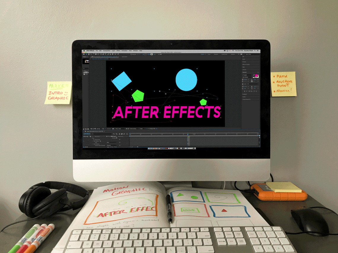 Virtual Workshop: Adobe After Effects