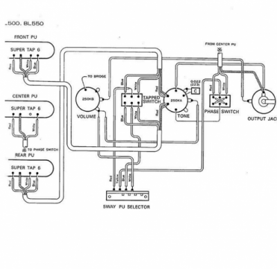 Wiring Diagram For Fender Telecaster Guitar Fender Jaguar