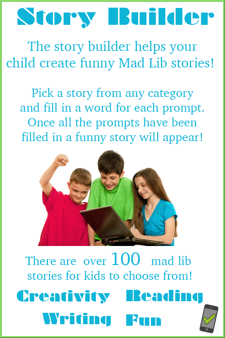 Mad Libs For Kids At Squiglys Playhouse