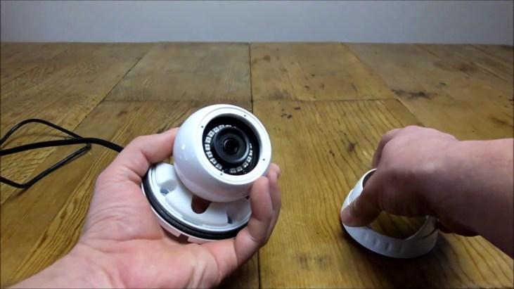 spy camera install
