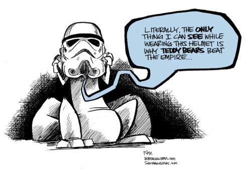 star wars blind empire