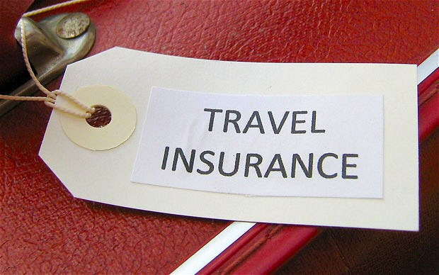 A Tag Reminding Us About Travel Insurance