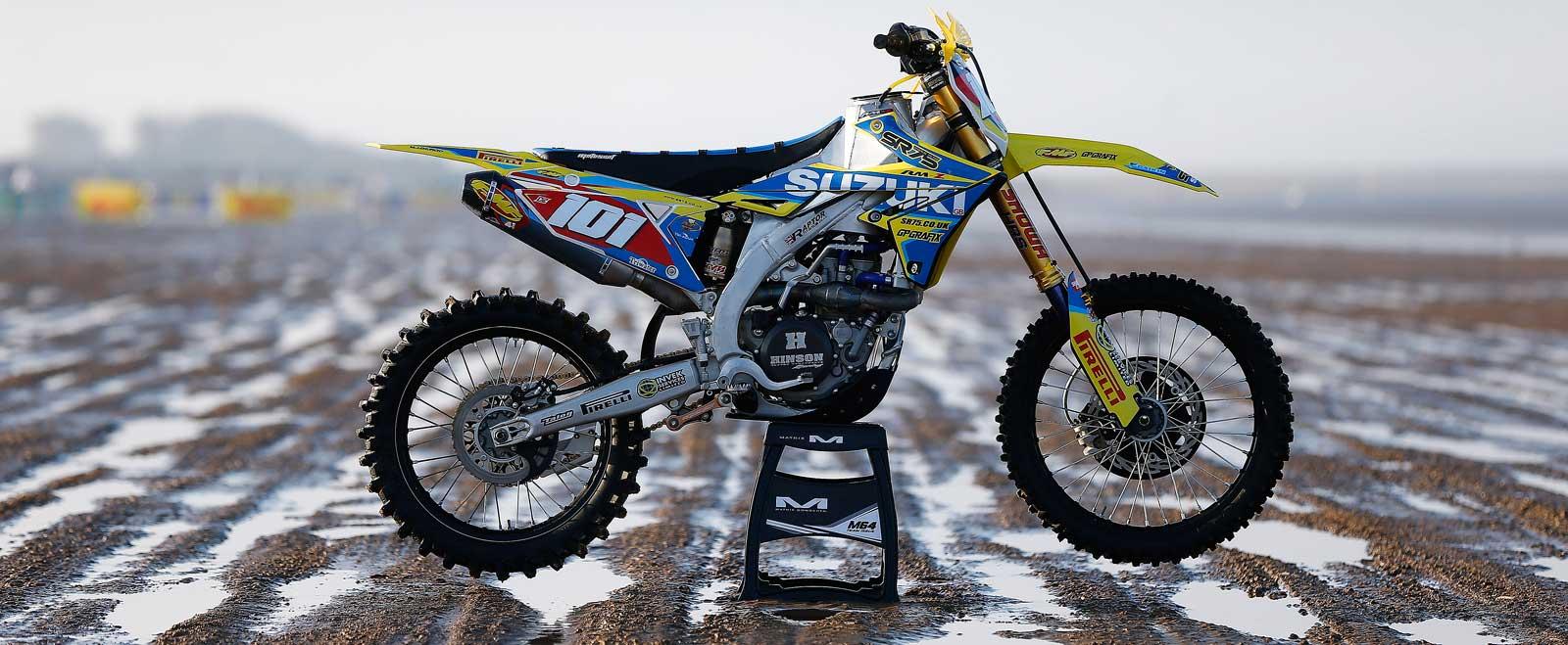 sr75 bike