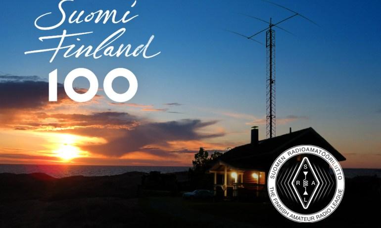 Suomi 100 SRAL