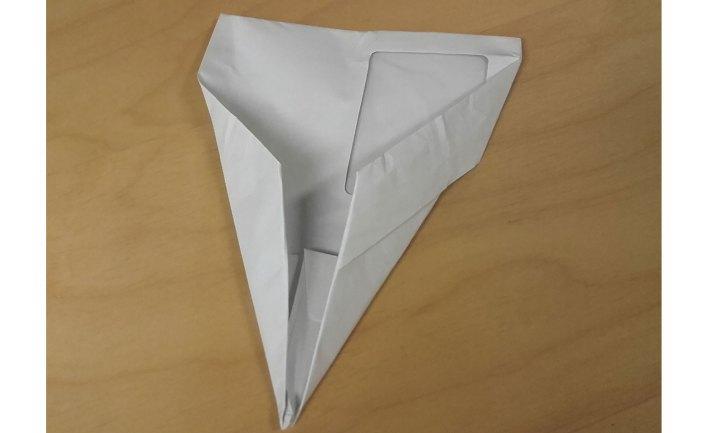 Paperilentokone.