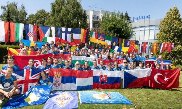 YOTA-leiri Kroatiassa elokuussa /YOTA-läger i Kroatien i augusti