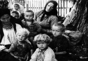 djeca i majke S.Gradiska 1942