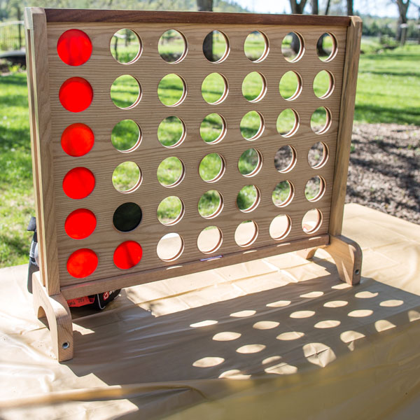 Outdoor oversized games - Connect 4