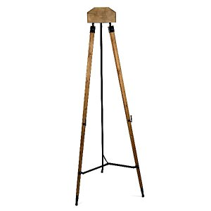 Rustic style easel - tripod style