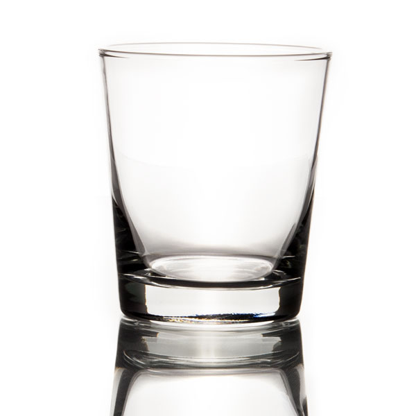 Glassware- Large on the rocks glass
