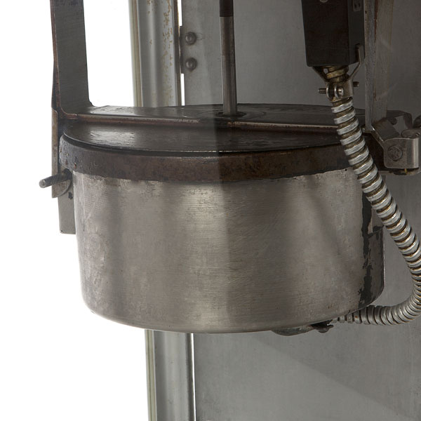 popcorn machine bucket