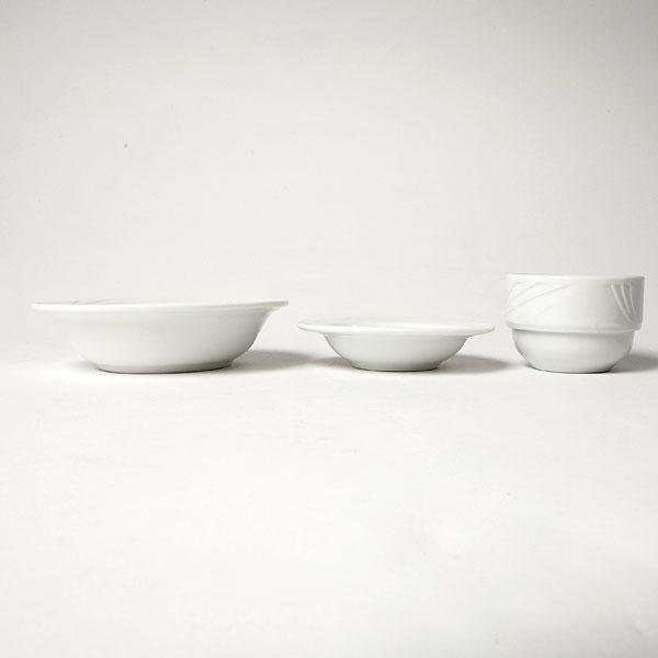Arcadia Bowls - Fruit bowl, soup bowl and soup cup
