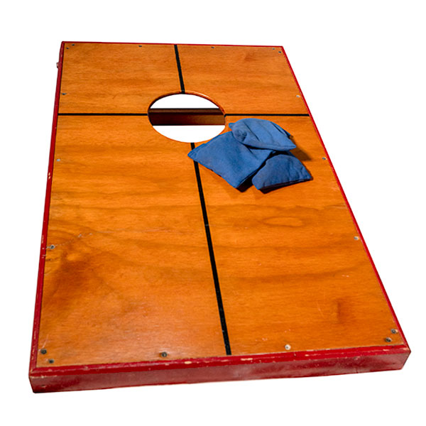 Tailgate Corn Hole Game - Bean Bag Toss