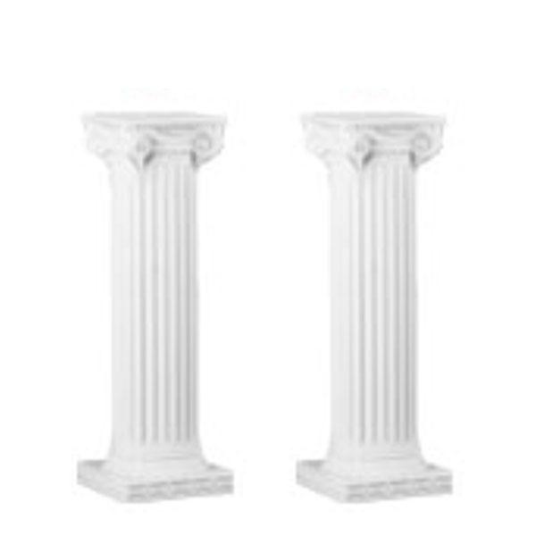 "32"" decorative column"