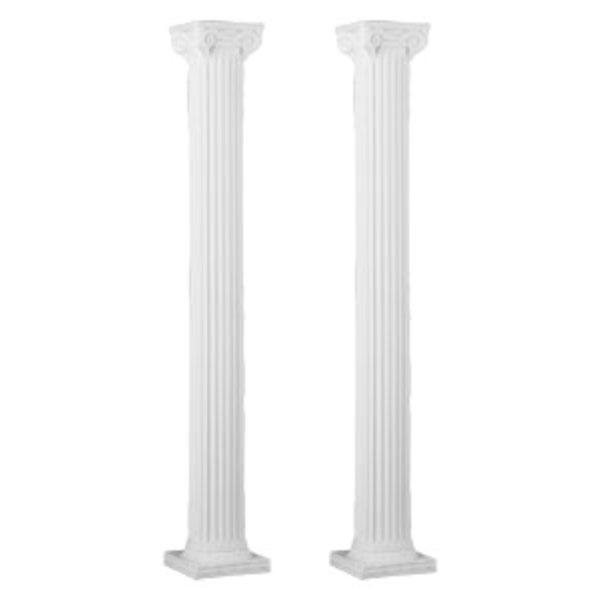"72"" columns - pair"