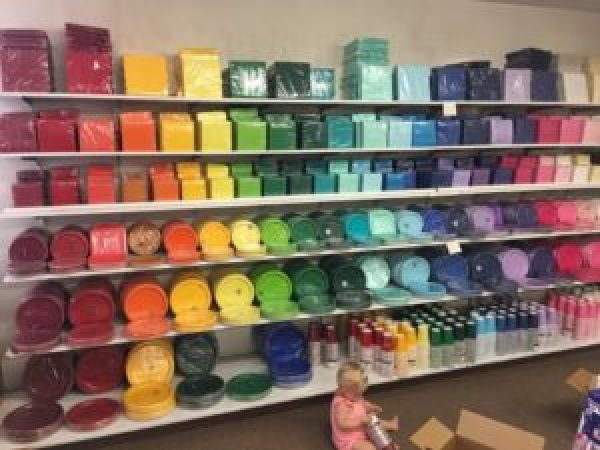 SRC's storefront is a great place to purchase paper plates, table cloths, napkins and other assorted party goods and holiday supplies. We even carry pinatas!