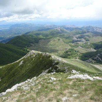 pogled iz Svetega brda