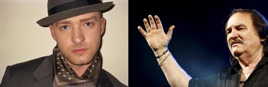 Glazbeni duel: Justin Timberlake vs Mate Mišo Kovač
