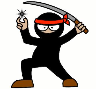 Sudar level: Ninja
