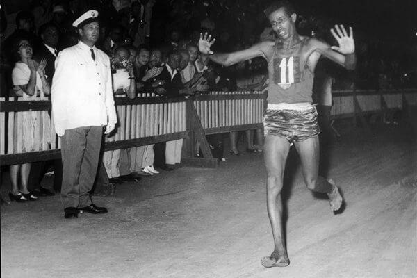 Jeste li znali da je olimpijski maraton u Rimu 1960. osvojio bosonogi etiopski vojnik