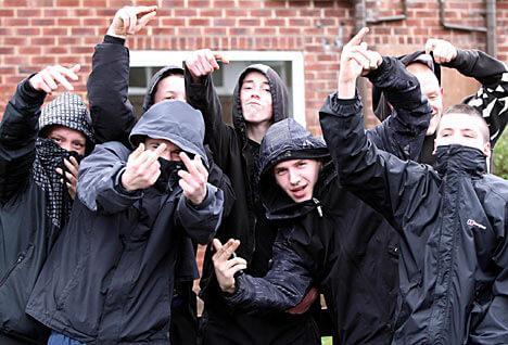 Zadrani u strahu od maloljetničke bande