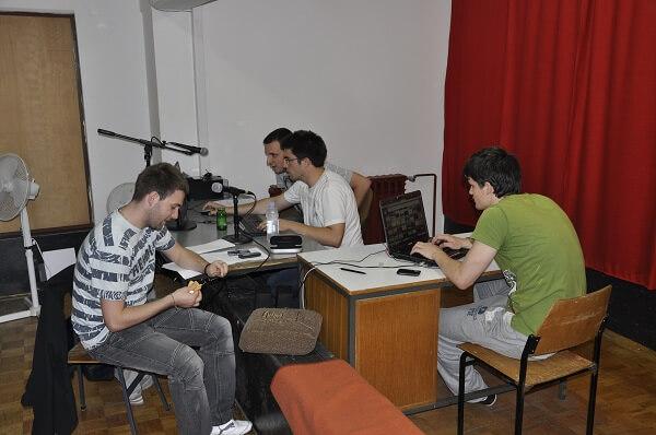 Studenti za studente – Radio Sava uskoro na netu