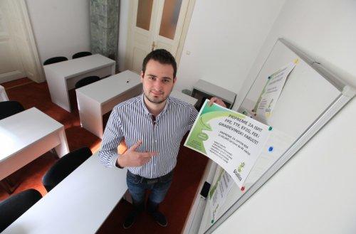 Student osnovao tvrtku i traži 30 novih zaposlenika