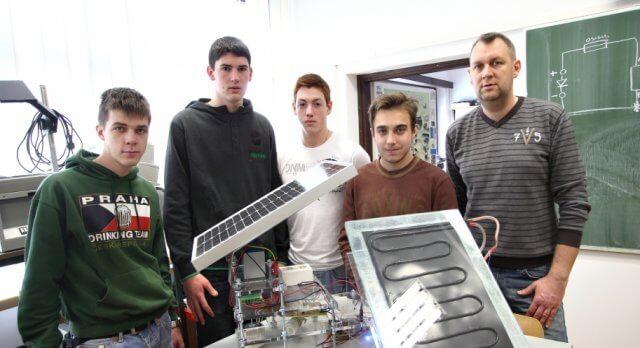 Nakon nevidljive električne gitare, Samoborci se posvetili pametnim kućama
