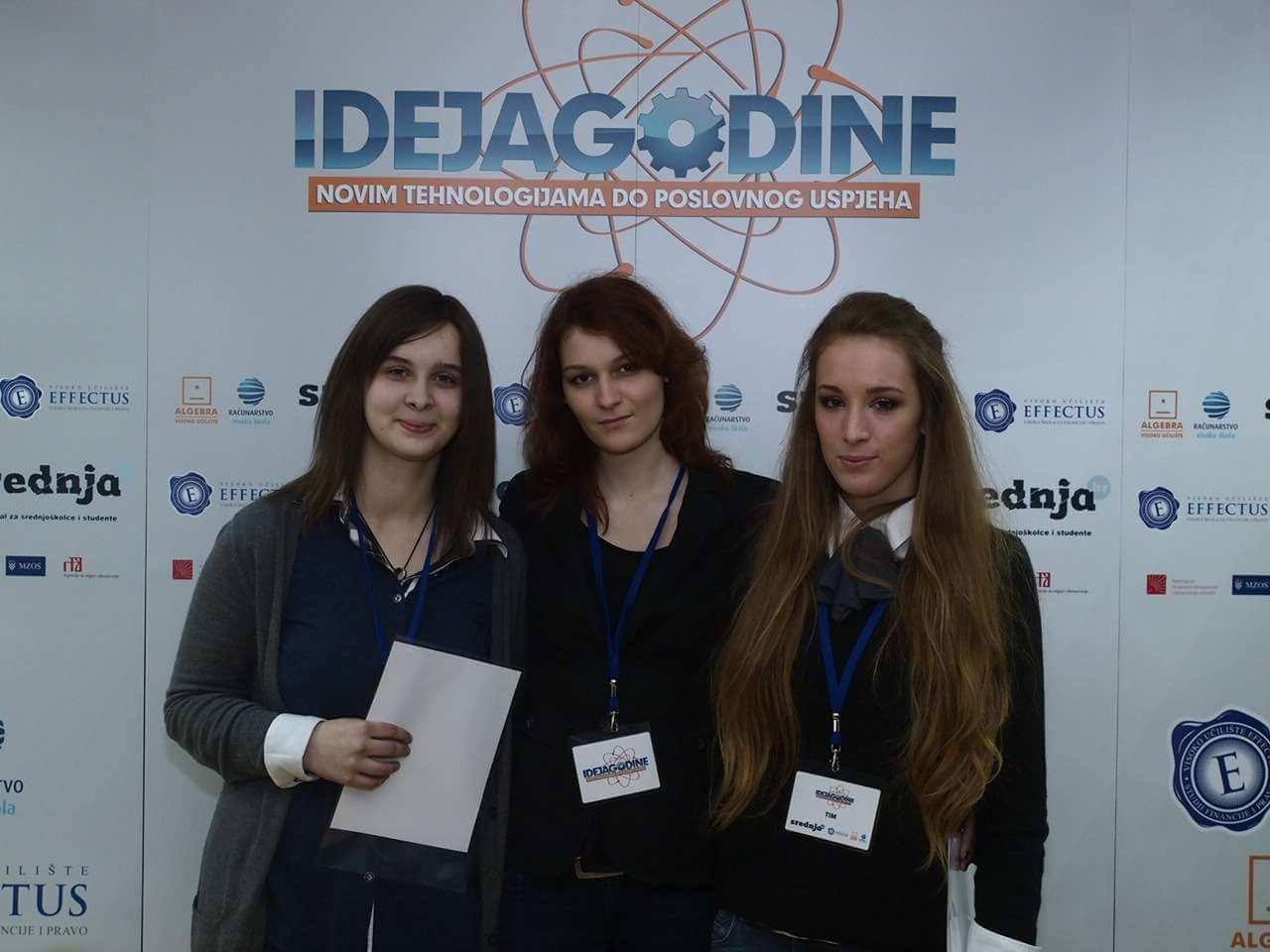 Srednjoškolsku Ideju godine odnijele gimnazijalke iz Varaždina